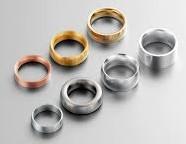 anelli platino